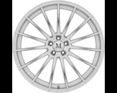 Mandrus Wheels STIRLING - Silver - Mirror cut face