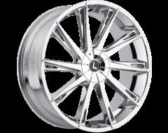 Kraze Wheels SWAGG KR144 Series - Chrome