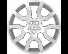 Redbourne Wheels HERCULES - Silver - Mirror cut face