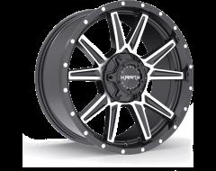 Krank Wheels Cylinder - Gloss Black - Machined