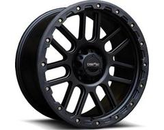 Vision Wheels 111 Nemesis - Matte black