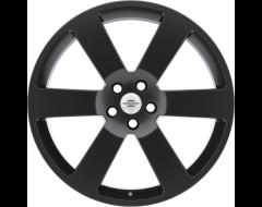 Redbourne Wheels SAXON - Matte black