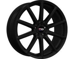 EURO DESIGN Wheels Legend - Matte Gunmetal