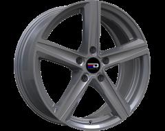 EURO DESIGN Wheels Spa - Matte Gunmetal