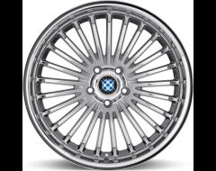 Beyern Wheels MULTI - Chrome