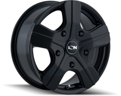 Ion Wheels 101 Series - Full black