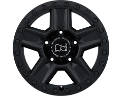 Black Rhino Wheels RAVINE - Matte black