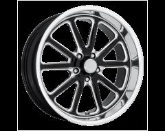 US MAG Wheels U117 RAMBLER - Gloss Black Milled