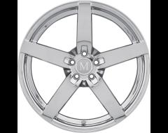 Mandrus Wheels ARROW - Chrome