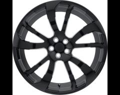 Redbourne Wheels VINCENT - Gloss Black - Left