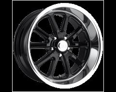 US MAG Wheels U121 RAMBLER - Gloss Black
