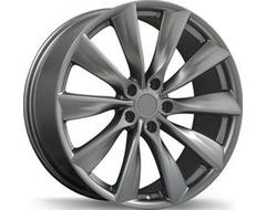Replika Wheels R241 Series - Space Grey