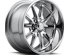 US MAG Wheels U110 RAMBLER - Chrome Plated