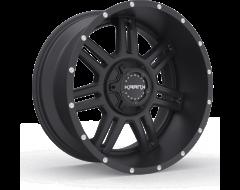 Krank Wheels Force - Satin Black
