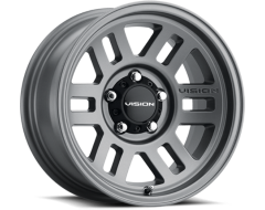 Vision Wheels 355 Manx 2 Overland - Satin Grey