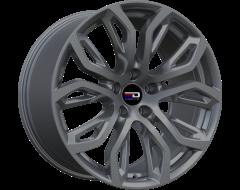 EURO DESIGN Wheels Tillman - Matte Gunmetal
