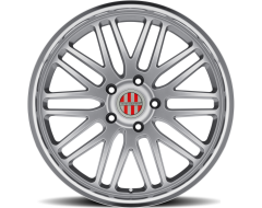 VICTOR EQUIPMENT LEMANS Wheels - Hyper Silver - Mirror cut lip