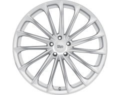 Ohm Wheels PROTON - Silver - Mirror Face