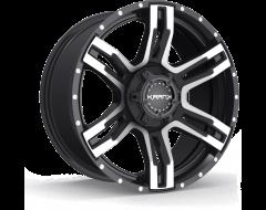 Krank Wheels Caliper - Gloss Black - Machined