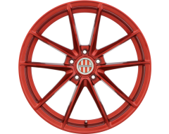 VICTOR EQUIPMENT ZUFFEN Wheels - Candy Red