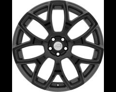 Coventry Wheels ASHFORD - Gloss Gunmetal - Gloss Black Face