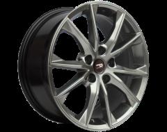 EURO DESIGN Wheels TR-1 - Hyper Black