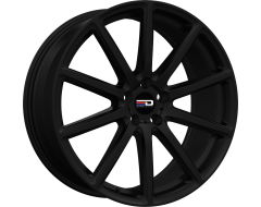 EURO DESIGN Wheels Legend - Matte black