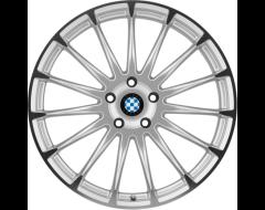 Beyern Wheels AVIATIC - Silver - Mirror cut face