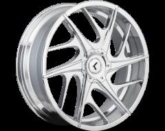 Kraze Wheels ROGUE KR182 Series - Chrome