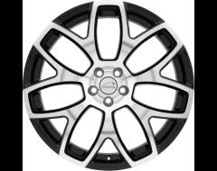 Coventry Wheels ASHFORD - Gloss Black - Mirror cut face