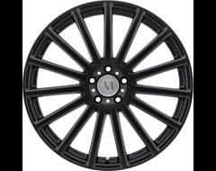 Mandrus Wheels ROTEC - Matte black