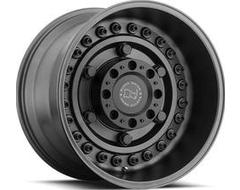 Black Rhino Wheels ARMORY - GunBlack