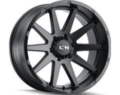 Ion Wheels 143 Series - Matte black