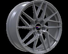 EURO DESIGN Wheels Tech - Matte Gunmetal