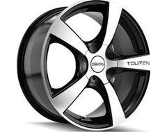 Touren Wheels TR9 3190 Series - Machined - Machined lip