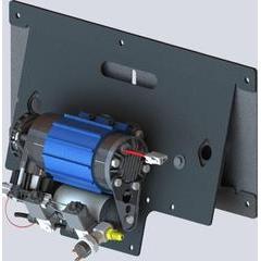 ARB Air Compressor Mounting Bracket