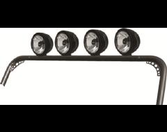TrailFX LED Light Windshield Frame Mounting Brackets
