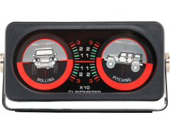 Smittybilt Clinometer Jeep Graphic
