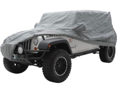 Smittybilt Jeep Car Cover