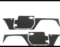 Smittybilt Mag-Armor Magnetic Trail Skins