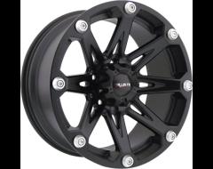 Ballistic Wheels 814 Jester Series - Painted