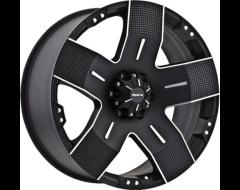 Ballistic Wheels 901 Hyjak Series - Painted