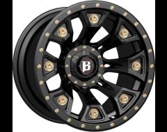 Ballistic Wheels 976 Warhammer Series - Painted