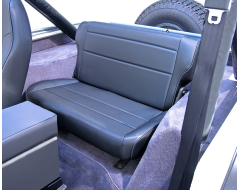 Rugged Ridge Fold And Tumble Rear Seat