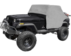 Rugged Ridge Water Resistant Cab Cover