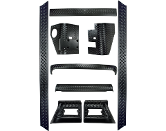 Rugged Ridge Body Armor Kit