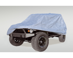 Rugged Ridge Three Layer Full Car Cover