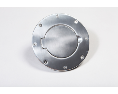Rugged Ridge Billet Style Gas Cover