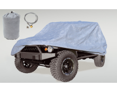 Rugged Ridge Three Layer Full Car Cover Kit