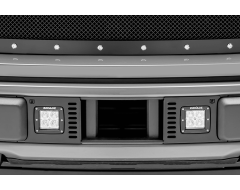 Zroadz Front Bumper Insert LED Pod Light Kit